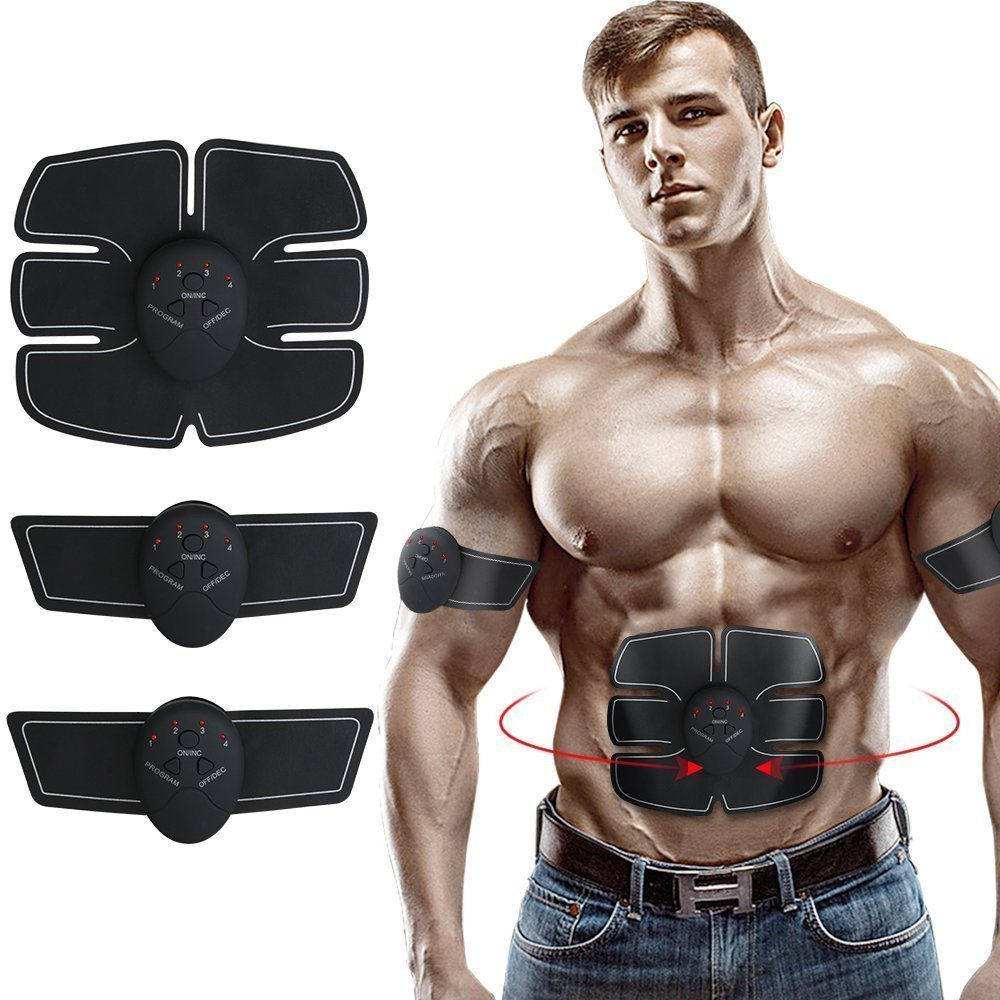 Wholesale 6 pads electronic muscle toner for gym
