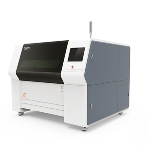 Mini Smart fiber laser cutting machine for metal with 3years warranty