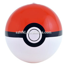 kids toy yellow inflatable pokemon balls for sale plastic ball