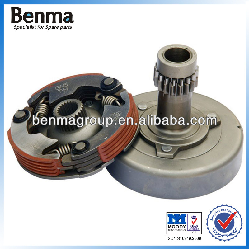 China Factory Sell C100 Motorcycle Clutch Set, Clutch Assy for C100, High Quality with Good Performance!!
