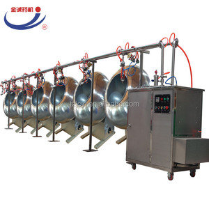 China manufacture hot sale pharmaceutical tablet coating equipment