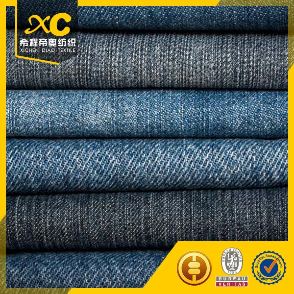 Brand new 98% cotton 2% elastane denim for wholesales