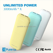 Phone Accessory Is Handy Power Bank Charger 9000mah For iPhone 6 Plus/iphone 5S/Samsung Galaxy S4 Mini/Xiaomi/LG