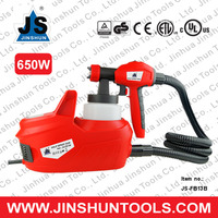 JS PORTABLE 3-WAYS PAINT SPRAY SYSTEM ELECTRIC SPRAYER GUN INDOOR OUTDOORS EXTERIOR JS-FB13B