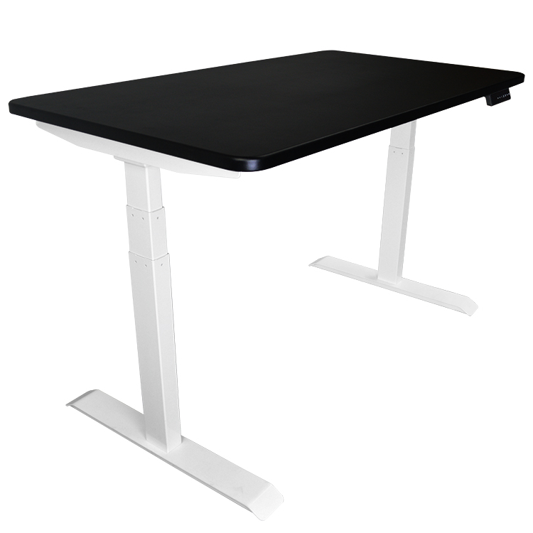 Office furniture electric lifting smart adjust standing desk
