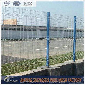 factory heavy gauge galvanized welded wire mesh welded wire fence panel plastic coated e37 wire