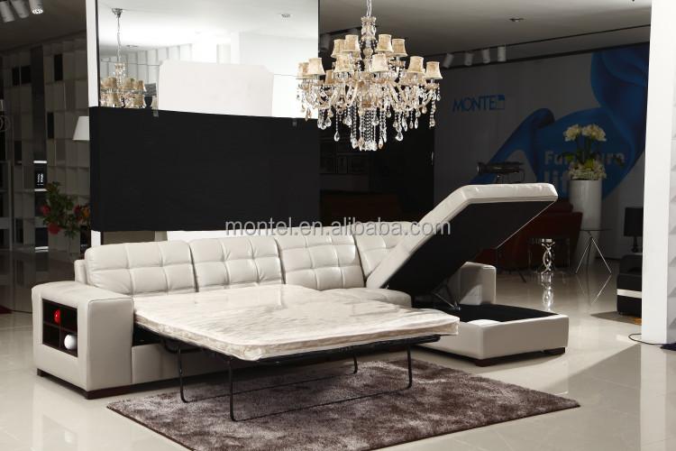 barcelona fold down sofa bedl shape sofa cum bed View l shape