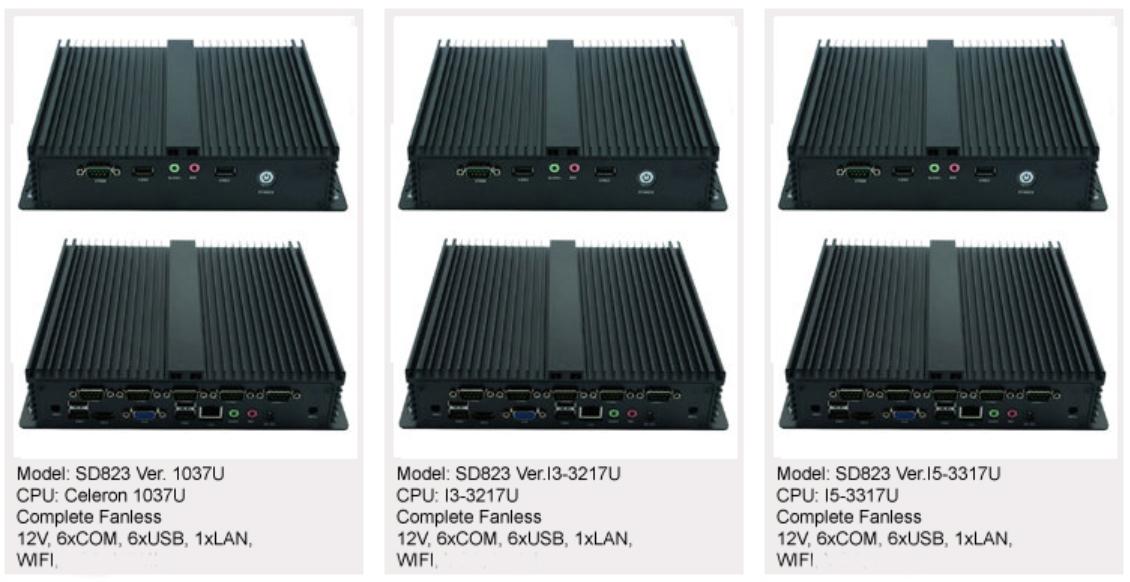 OEM fanless computer x86 CPU J1900 Quad Core 3G/4G wifi EMBEDDED INDUSTRIAL MINI PC COMPUTER