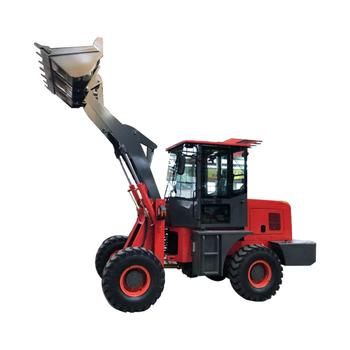 Multifunction Construction Machinery Zl-16 Mini Wheel