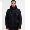 Warm security jacket winter man working clothes security guard uniforms for sale cp company jacket