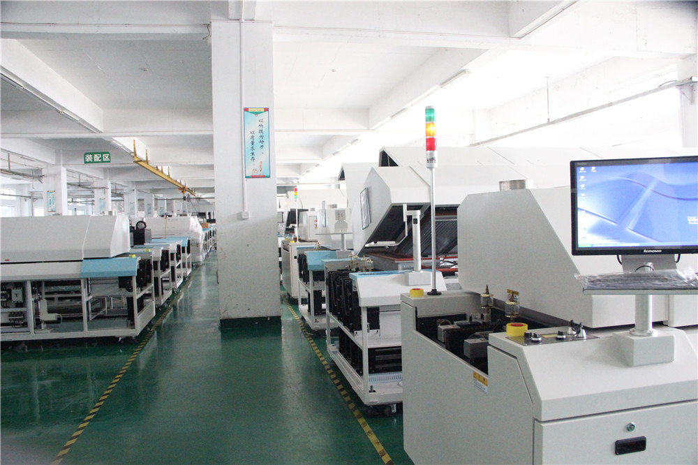 KTE-800 SMT soldering machine 8 zones lead free hot air reflow oven for SMT assembly production line