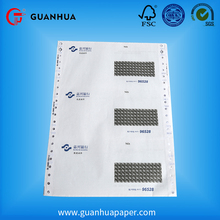 Factory Directly 1-6 ply computer listing paper With Promotional Price