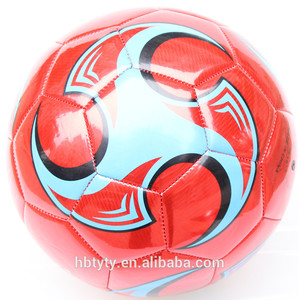 Factory Direct Supply PU Foam Soft Training Football Soccer