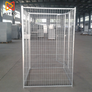 China manufacture HDG dog fence with door