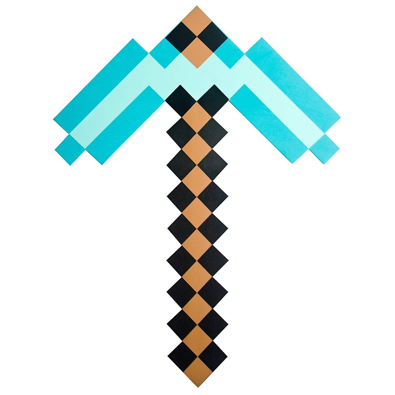 иконка алмазной кирки майнкрафт #7