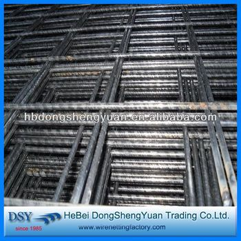 Concrete Fence Plate Prices/welded Wire Mesh Sheet/welded Wire Mesh Panels  - Buy Direct Manufacture Supply High Quality Reinfoced Welded Mesh