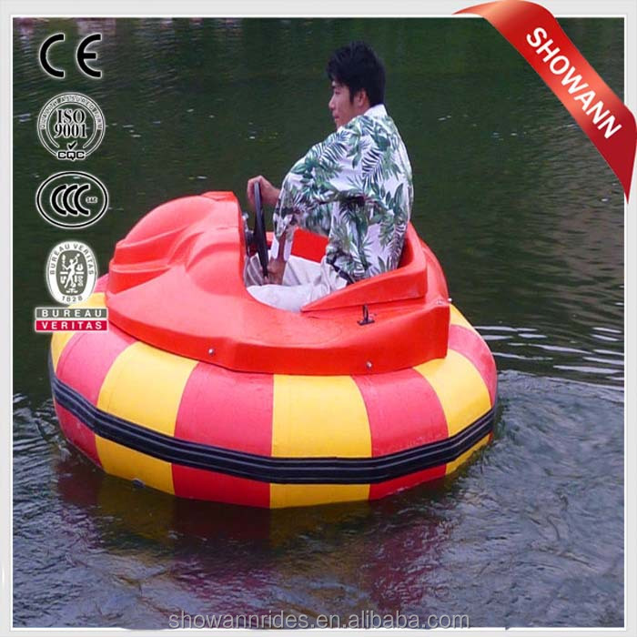 mainly water product bumper boat battery operated bumper boat
