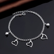 Alibaba Wholesale Smart Jewelry Silver OEM Design Bracelet For Women With High Quality