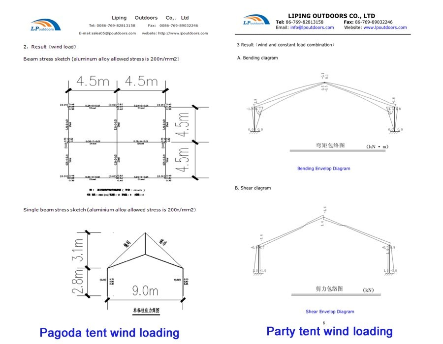10x10m Clear Roof Marquee Pagoda Pavilion Tent For Wedding