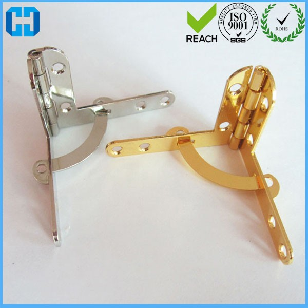 China Factory Directly Supply Metal Quadrant Hinges For Wooden Box In Bulk Pirce