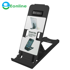 Universal Foldable Adjustable Mobile Plastic Holder Stand For Tablet Cell Phone for Iphone 4 4s 5 5s/Ipad 2 3 4/Mini Ipad 1 2
