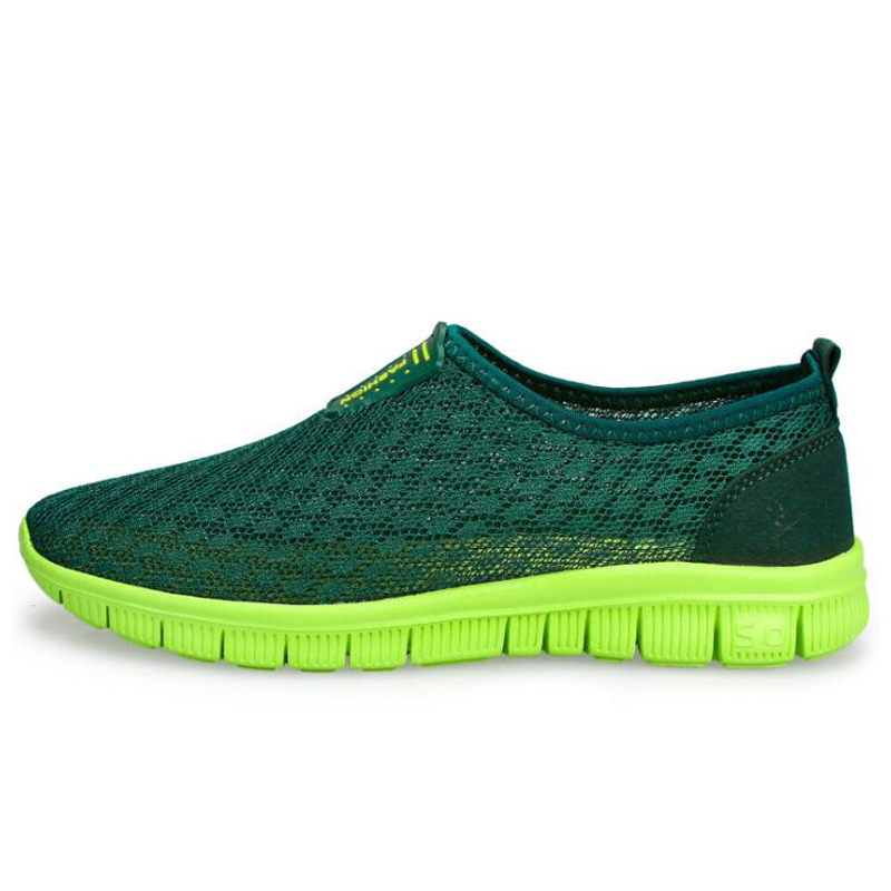Breathable Running Shoes For Women Gray