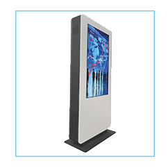 HOT! 26inch lcd/led advertising media player with network