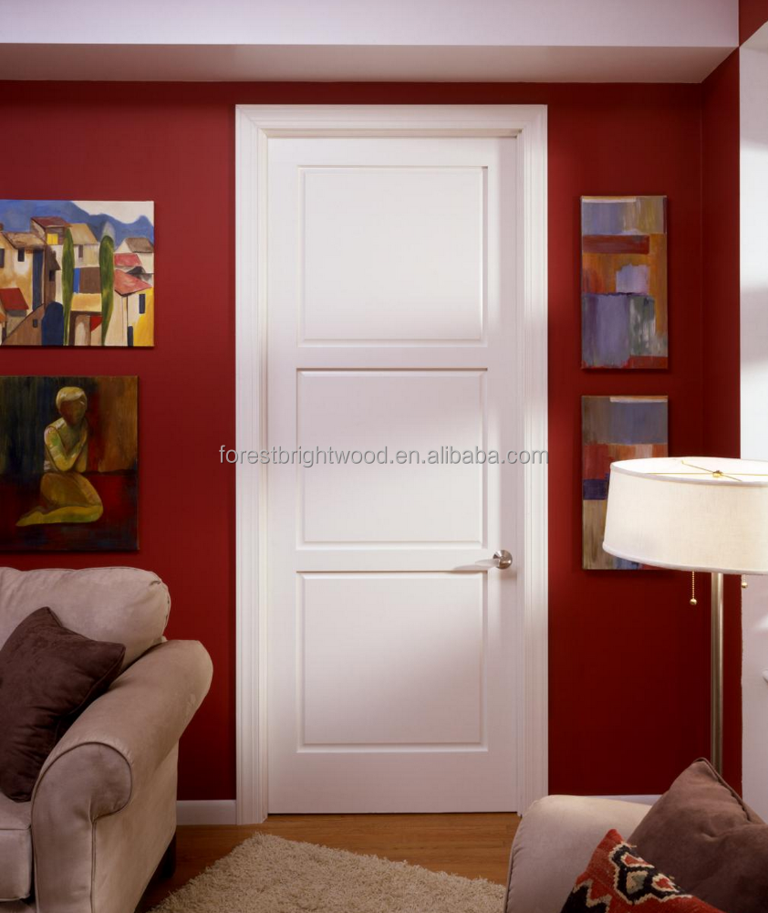 2015 Novo Design De Interiores Portas De Mdf/mdf Portas Preço   Buy Product  On Alibaba.com