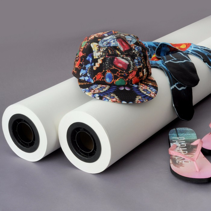 high smooth special sublimation transfer paper for sportswear and fabric