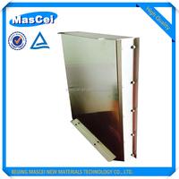 New product ideas eco-friendly aluminum exterior wall panels