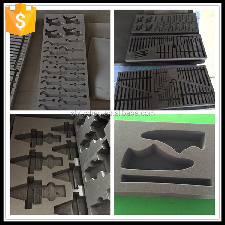 how to cut foam inserts