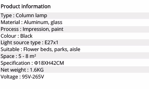 9w Led Lawn Light Outdoor Lighting Ip65 Waterproof Led Wall Lamp Garden Yard Path Pond Spotlight Dc 12v Ac 110v 220v Finely Processed Led Lamps