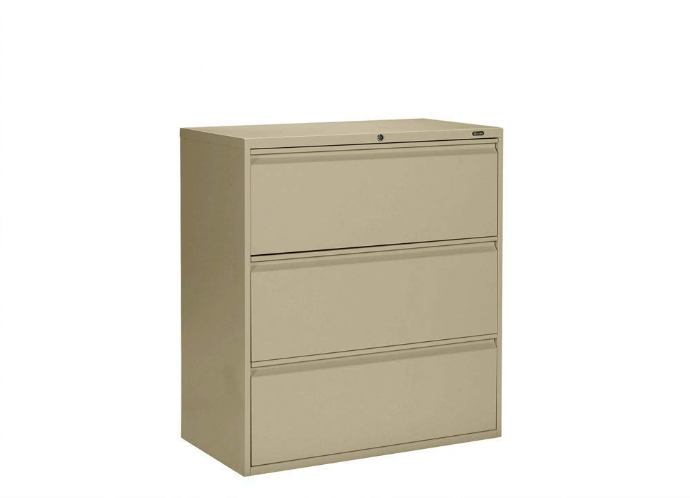 Office File Cabinets - Classify Metal Filing Cabinet 42 inch