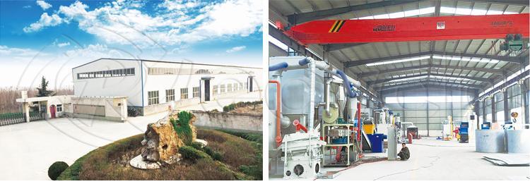 نوع جديد بطارية ليثيوم أيون ماكينة إعادة التدوير
