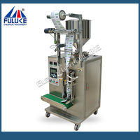 FULUKE hot selling guangzhou 10 ml sachet shampoo packing machine