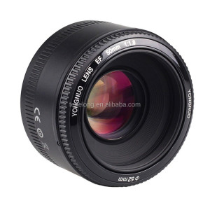For DSLR yongnuo lens YN35MM yn-50mm auto large aperture focus ledses for Canon camera lens