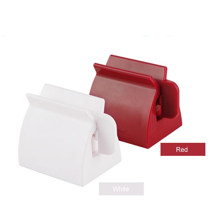 다기능 서, 회전 치약 스 퀴저 Plastic 욕 디스펜서 욕실 액세서리 Sets Products