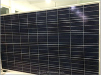 2016 High Efficiency 300W Chinese Grade A poly solar panel with Grade A with CE/ROHS/TUV/UL/CE/MCS approvals