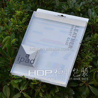 Custom Clear plastic cell phone case packaging
