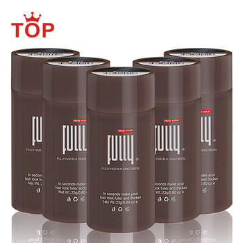 Anti Hair Loss Product Fully Hair Building Fibers With Private Label