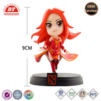 ICTI and Sedex Audited Factory Custom dota 2 action figure