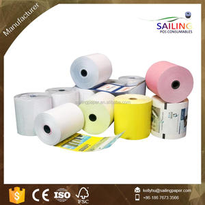 thermal paper rolls for 80X80mm 57x50mm with premium quality