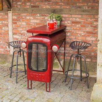 adjustable tractor shape design antique garden furniture - Antique Garden Furniture