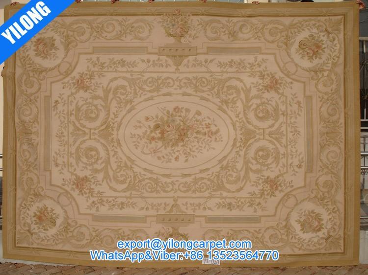 Tejidas a mano china abusson teppich moquetas (yt19b