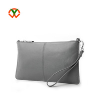 popular high quality leather crossbody purse clutch phone wallet with card slots