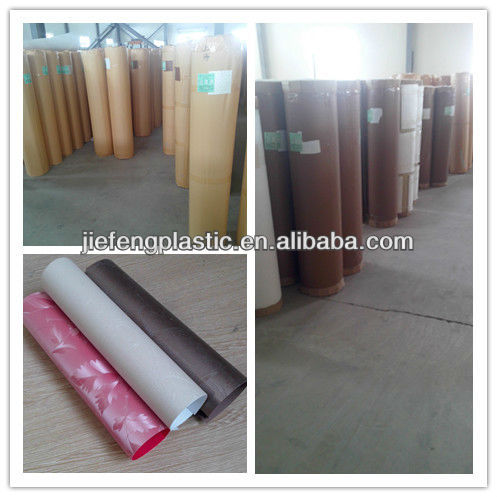 interior pvc decorative wall material