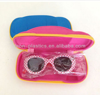 Popular eva eyeglasses case