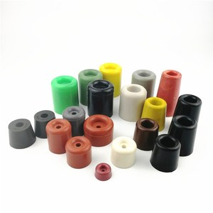 Round Rubber Door Stop/Rubber Buffer/Rubber stopper