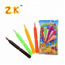 80 ml Ice Pop Freeze Sap Stok Fruitige Smaak Jelly Stok