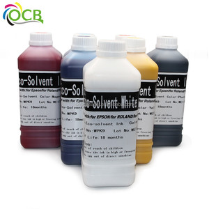 Ocbestjet printheads for Epson inkjet printer white ecosolvent ink
